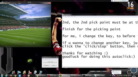 tutorial fifa online 3 fifa online 3 auto click easy tutorial youtube