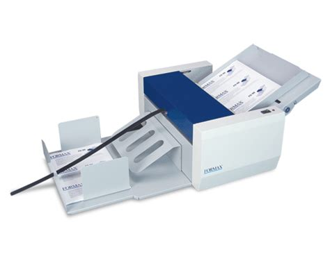 formax fd120 card cutter template fd 90 rotary perforator creaser pressure seal mailing