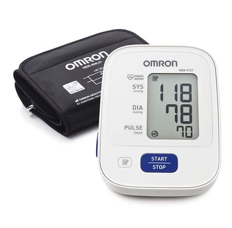 Omron Tensimeter Digital Hem 7130 Blood Pressure Monitor omron hem 7121 standard blood pressure monitor marne