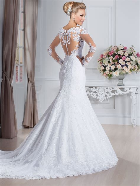 Affordable Wedding Dresses With Sleeves by Wedding Dresses With Sleeves Cheap Flower Dresses