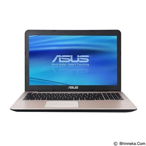 Laptop Asus I7 Terbaru jual asus notebook a556ub xx190t gold merchant harga notebook laptop consumer intel