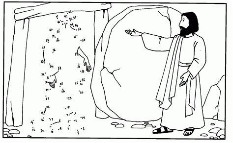 coloring pages jesus raises lazarus 8 pics of jesus and lazarus coloring page jesus raises