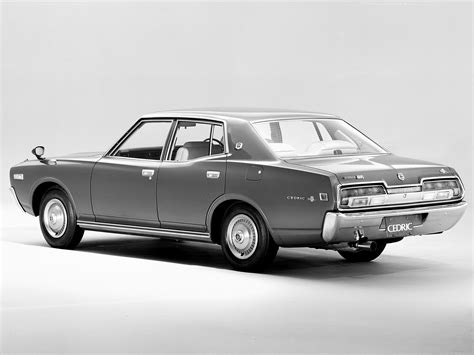 1978 Nissan Cedric Photos Informations Articles