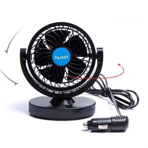 Portable Cold 1 black compact portable cold air fan for desk office car