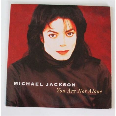 libro you are not alone you are not alone by michael jackson cds with dom88 ref 118305241