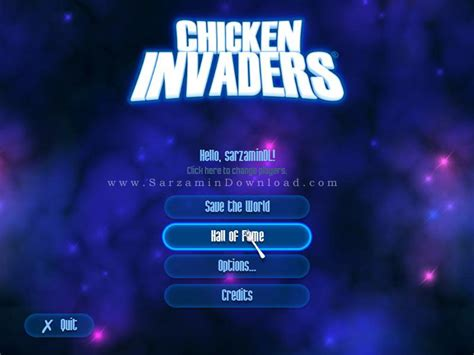 free download chicken invaders 3 pc game for kids at httpwww بازی چیکن برای کامپیوتر chicken invaders 3 pc game