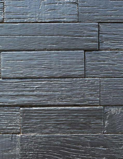 Wandpaneele Lackieren by Wandpaneele Holz Kastanie Lackiert Recycelt Solid Coal