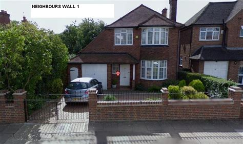 front garden walls raise or replace front garden wall and insert railings