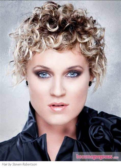 Super Short Curly Hairstyles | super short curly hairstyles