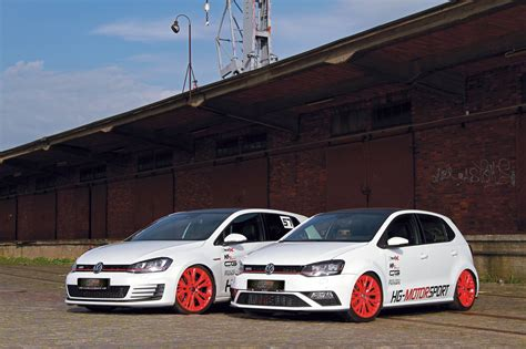 volkswagen golf gti 2015 modified 2015 volkswagen polo gti tuned to 260 hp by hg motorsport