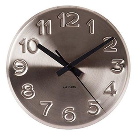 Uhr Karlsson by Karlsson Ka5477st Wanduhr Bei Uhren4you De