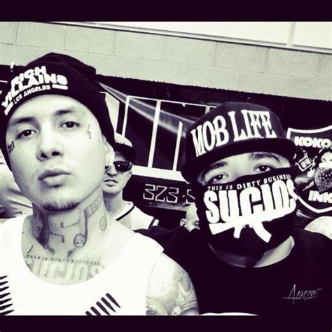 king lil g tattoos 17 best images about chicano gangster on