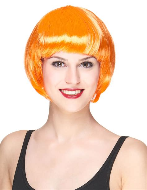 wigs for women over 80 short orange wig for women wigs and fancy dress costumes
