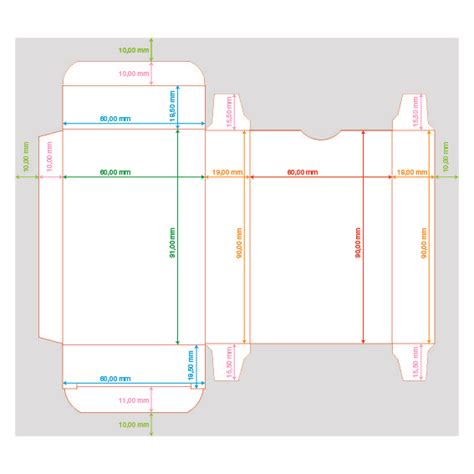Deck Of Card Sort Template by Deck Of Cards Box Template Box Pdf 183 Cards