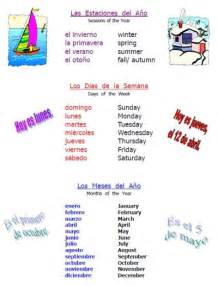 free spanish time amp weather worksheet packet 25 pages