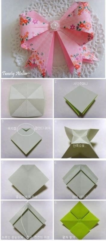 How Do You Make A Paper Butterfly - how to make butterfly origami paper bows diy tag