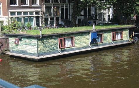 Handmade Houseboats - marine 15 houseboats house boat designs urbanist