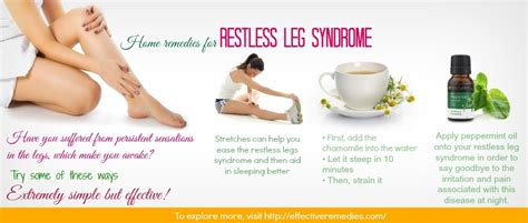19 home remedies for restless leg in adults