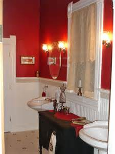 Red Bathroom Ideas 8 Unique Flooring Ideas From Rate My Space Home