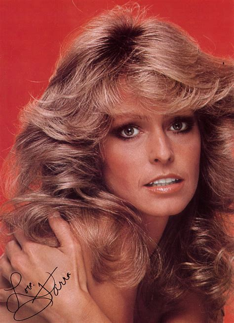 feathered 1970 hair farrah fawcett funeral greg lott farrah fawcett greg