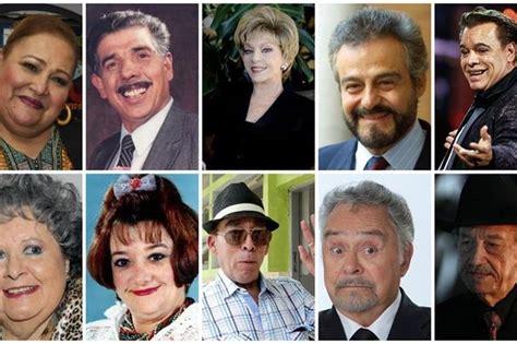 actores y actrices q murieron en el 2016 actores o artistas mexicanos q murieron 2016 actores o