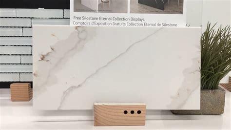 How To Add Backsplash by Eternal Calacatta Gold Silestone Stone And Quartz Llc