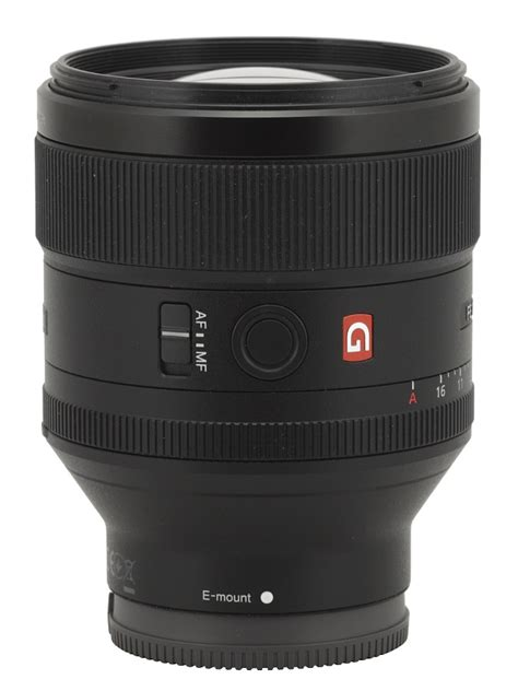 Sony Lens Fe 85mm F 1 4 Gm sony fe 85 mm f 1 4 gm review pictures and parameters