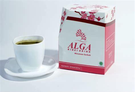 Alga Gold jual kolagen halal alga kirei drink alga gold alga