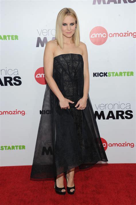 Get Look Kristen Bells Behnaz Sarafpour Dress 2 by Kristen Bell Strapless Dress Clothes Lookbook Stylebistro