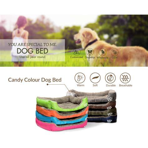 Tempat Tidur Empuk tempat tidur anjing empuk size xl blue