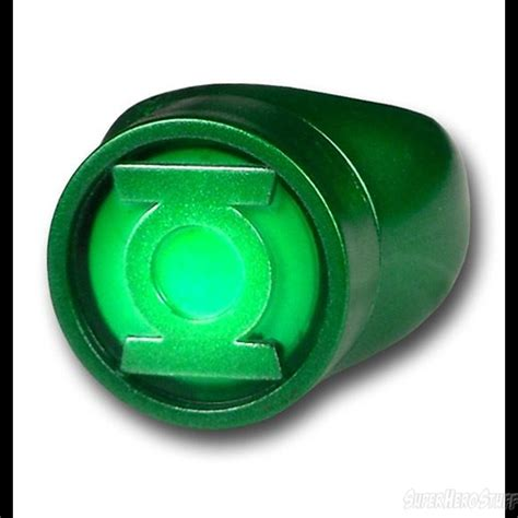 Green Lantern Power Ring | green lantern light up power ring