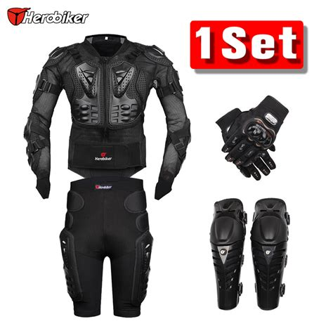 motorcycle protective gear motorcycle body armor set motorbasket