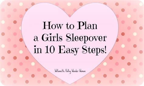 themes for girl sleepovers girl sleep over party ideas