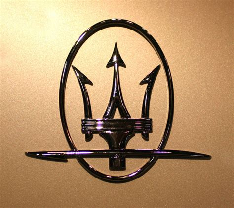 maserati trident maserati related emblems cartype