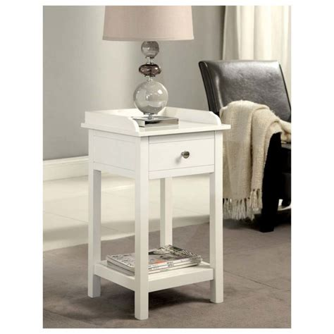 small white end table bedroom end tables white bedroom end tables small white