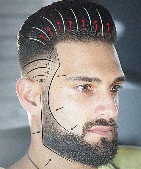 mens haircut 1 5 on sides and scissor cut on top 1000 ideas about barber haircuts on pinterest haircuts