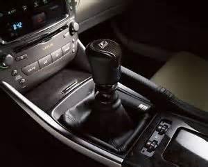 lexus is250 is350 f sport shift knob m t manual