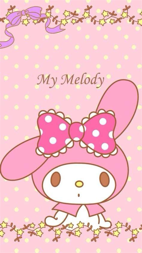 imagenes de hello kitty y my melody 120 mejores im 225 genes de my melody en pinterest fondo de