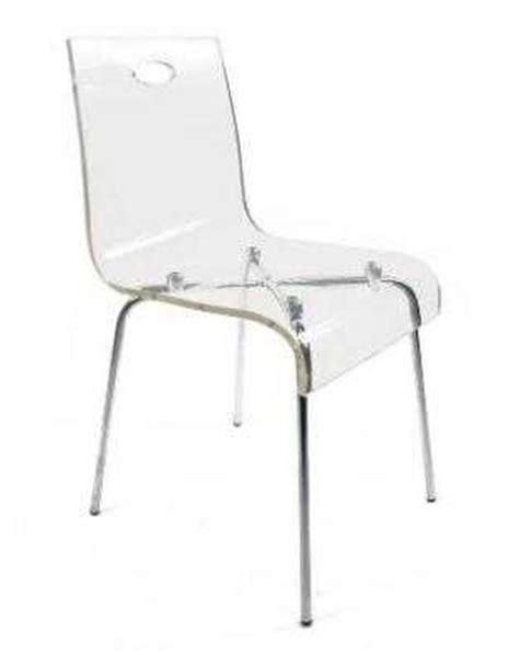silla transparente segunda mano decore sus habitaciones con sillas transparentes muebles