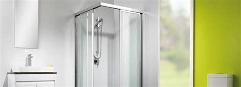 Easy Access Shower Bath fully framed corner entry 9300 britone