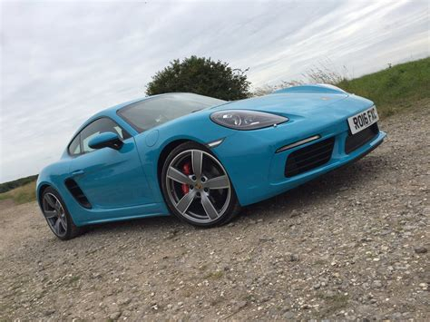 miami blue porsche 718 ollie marriage on quot porsche 718 cayman s in miami