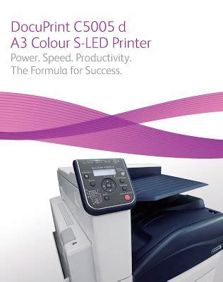 Printer Laser A3 Xerox Docuprint C5005d jual tinta service printer printer a3 fuji xerox docuprint c5005d