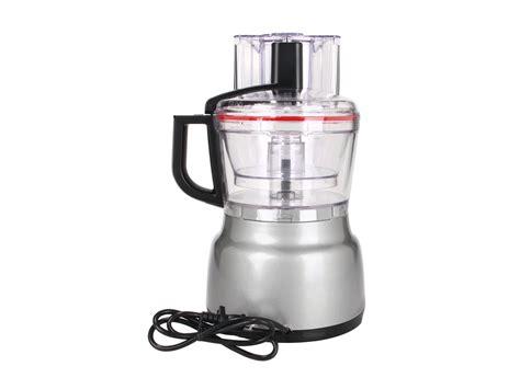 Kitchenaid Food Processor Aufsatz Zubeh R Kitchenaid Kfp0922 Food Processor With Mini Bowl 9 Cup