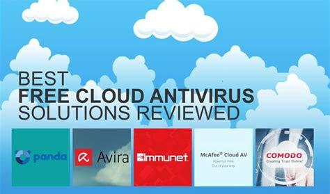 best free cloud top 5 free cloud antivirus solutions reviewed 5 best
