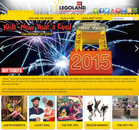 Legoland Gift Cards - american family adventures kids new year s eve at legoland california review out