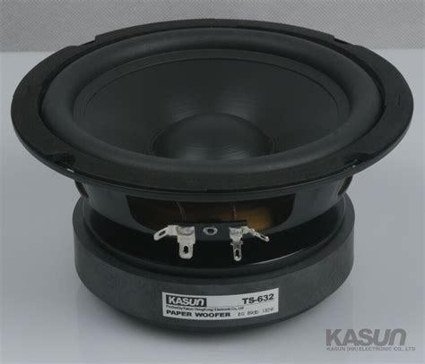 Speaker Subwoofer 5 Inch buy subwoofer speaker qa 6100 6 5 inch bass speaker 130w 8 ohm lifier power at aliexpress