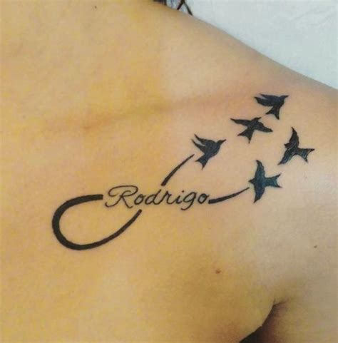 fotos de tatuajes de infinito 36 ideas de tatuajes de infinito de hombre mujer fotos