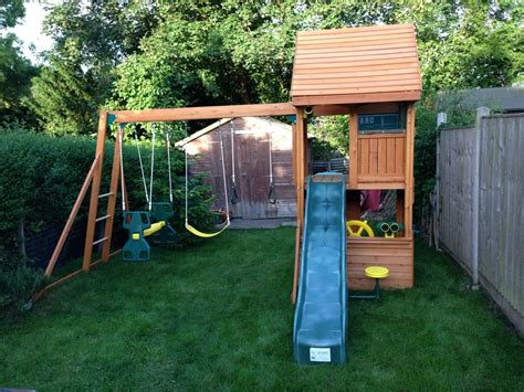 monkey bar swing combo the osborn climbing frame is ideal for those who want