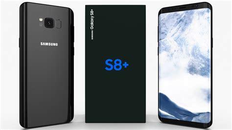 Samsung S8 S8 Plus Black Mulusss Sein 3d asset samsung galaxy s8 plus midnight black cgtrader