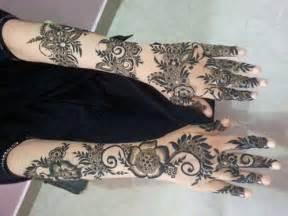 Eid Beautiful Khaleeji Henna Mehndi Designs Hands 2015 Uae Latest Mehndi Designs For Front Hands 2015 Images